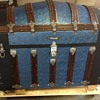 Refinished hump back trunk