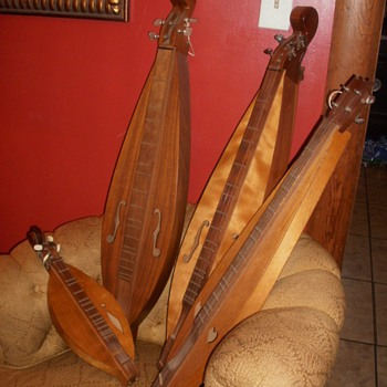 Dulcimers - Guitars