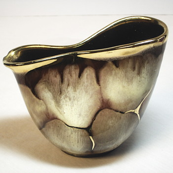 "Strange Scheurich design pottery""1960-70 - Art Pottery"