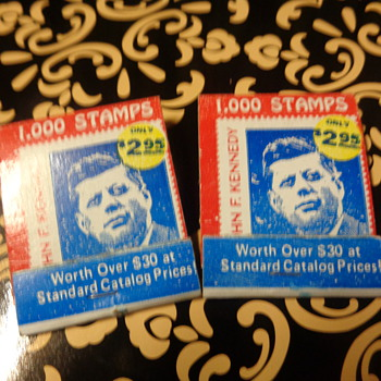 John F Kennedy matches
