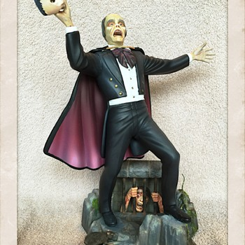 The Phantom of the Opera - Toys