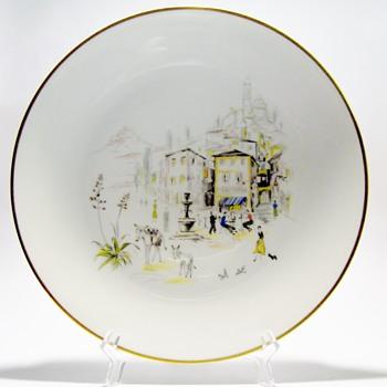 HUTSCHENREUTHER DIADEM TRATTORIA - HANS ACHTZIGER - China and Dinnerware