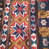Old handcraftet wallhanging from Sweden