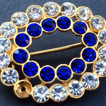 Antique/vintage ? Brooch - Costume Jewelry