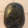 "American Cast Iron ""Pineapple"" Cookie Mold, c. 1820-1835"