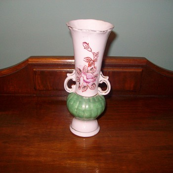 Japanese Porcelain Vase