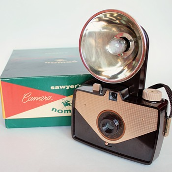 Sawyer's Nomad - Cameras