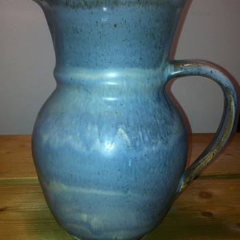 Pottery Pitcher?