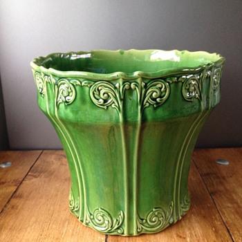 Art Nouveau Jardiniere Plant Pot