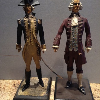 George Washington figures