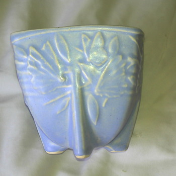Addition to my McCoy Butterfly Collection! - Art Pottery