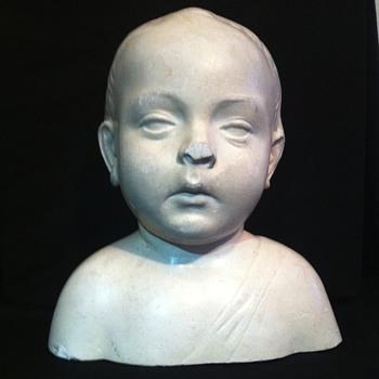 Buste D'Enfant Francesco Laurana 1430 - 1502 (Musee Du Louvre Moulding Workshop) - Visual Art