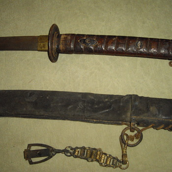 Antique Sword - Military and Wartime