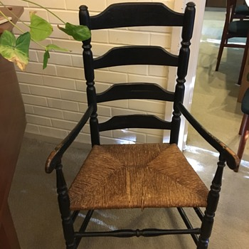 Very old Shaker chair