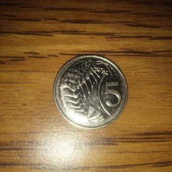 The Caymans..... - World Coins