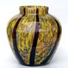 WELZ? KRALIK? RUCKL? SCAILMONT? Massive Confetti with Stripe Vase