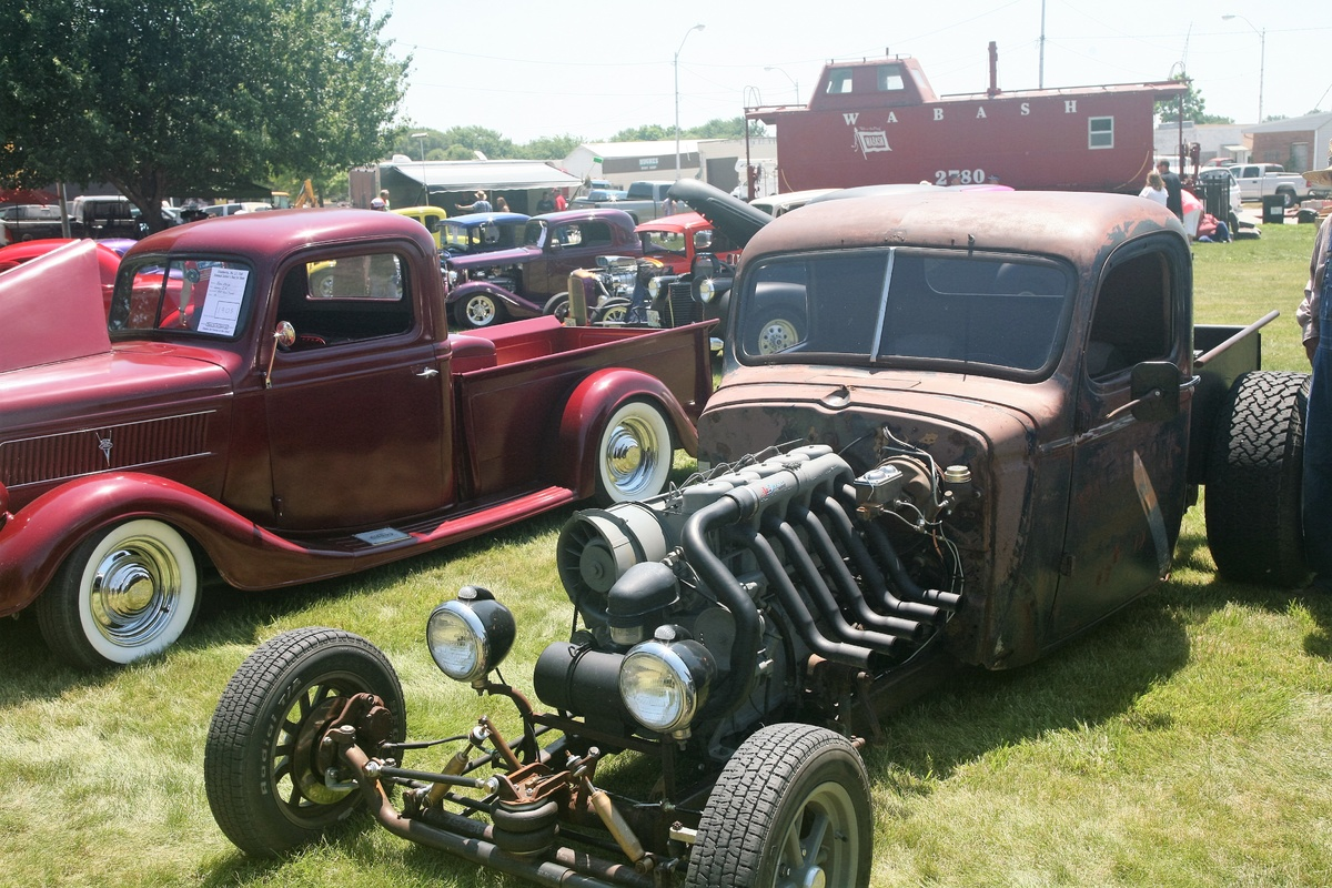 Stanberry Mo Car Show