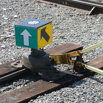 Switch Stand For Dummies? - Railroadiana