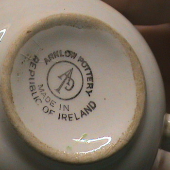 Arklow Pottery Ireland - China and Dinnerware