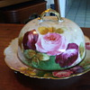 L S&amp;S Limoges France Pancake Warmer