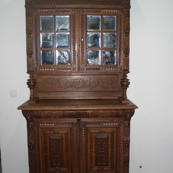 Old buffet - Furniture