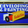 Art Deco Kodak Film Sign