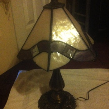 I think this is a old lamp