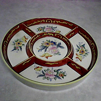 JAPANESE SECTIONAL TRAY