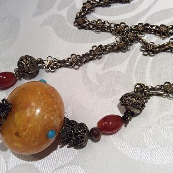 Metal chain ? Asian - Fine Jewelry
