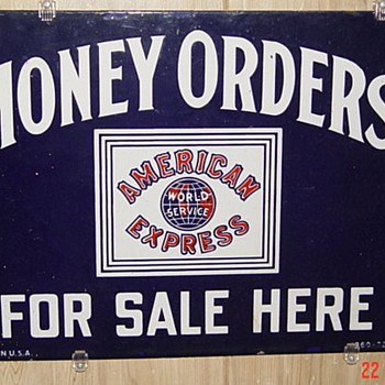 American Express Money Orders