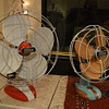 Vintage Fan paint and body restorations