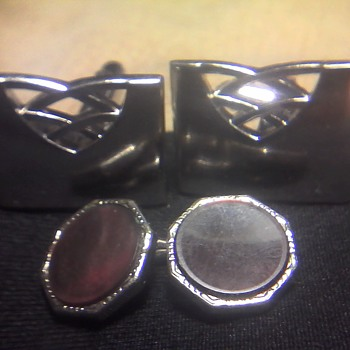 Swank Tie And Cufflinks Set