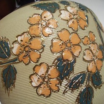 LangleyBlossomVase (England ) - Art Pottery