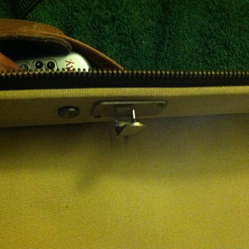 Presto briefcase
