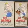 1947 Joe Palooka Watch w/ Box by New Haven