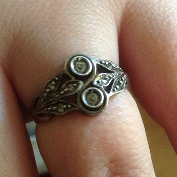 A Strange Ring - Costume Jewelry