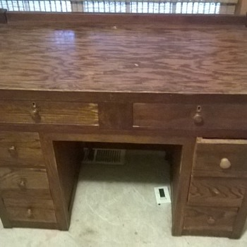 Vintage Children's Desk (I think)