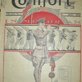 A FEW PATRIOTIC COVERS FROM LONG AGO