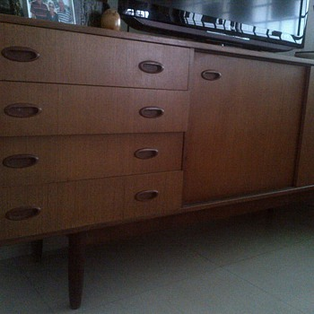 Australian sideboard - Furniture
