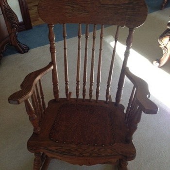 Rocking Chair Information Needed - Furniture