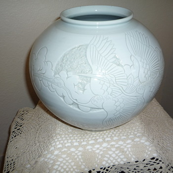 Japanese Vase?