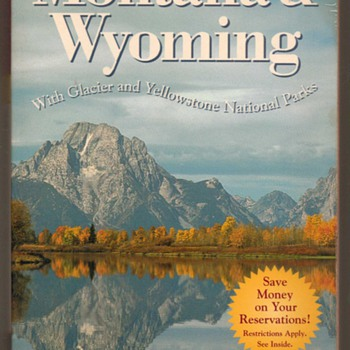 1998 - Frommer&#039;s Montana &amp; Wyoming Guide
