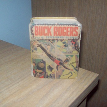 Buck Rogers - Books
