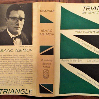 Triangle by Isaac Asimov - Books