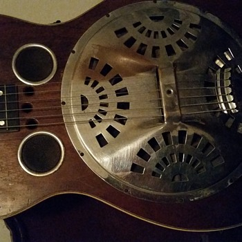 My great grandparent's Dobro - Guitars