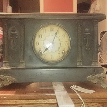 Sessions Goldstar Mantel clock