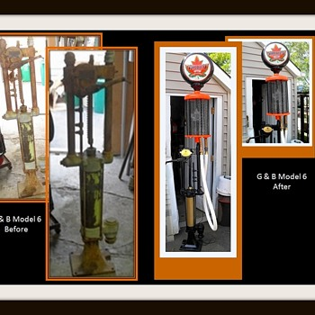 What makes a gas pump collectable?