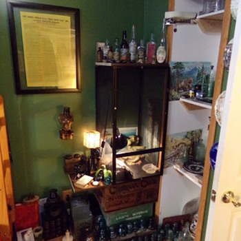 My Museum - Bottles