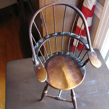 Doll Chair Music Box - Music Memorabilia