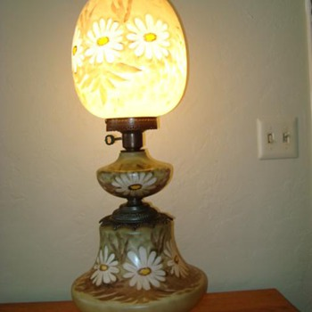 Victorian Lamp - Lamps